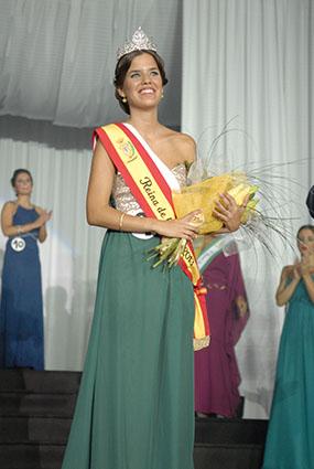 Reina de la Feria de Estepa 2013, Gema de la Peña