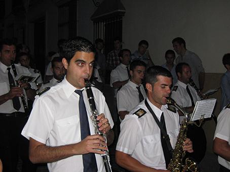 El músico y compositor estepeño, Jesús Joaquín Espinosa