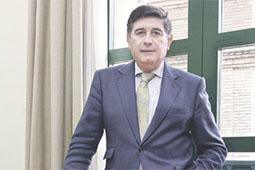 El presidente del RICOFSE, Manuel Pérez, natural de Osuna