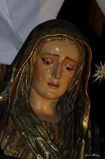 Virgen de las Angustias de Estepa