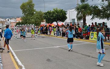Imagen de Fútbol en la Plazuela el año pasado