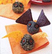 Platos típicos de Halloween, hoy en Badolatosa