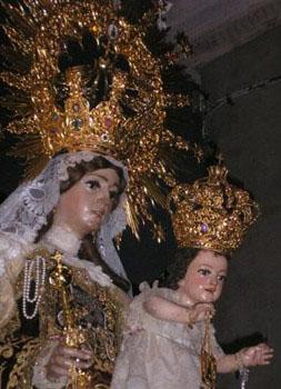 Virgen del Carmen de Osuna