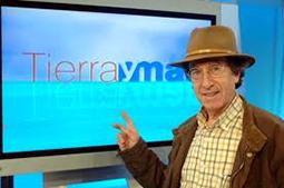 El veterano periodista Ezequiel Martínez