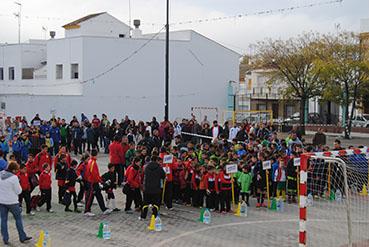 Imagen de la actividad Fútbol de Plazuela celebrada en Marinaleda