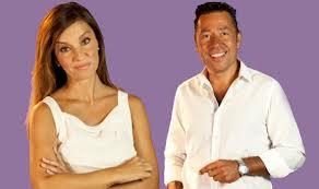 Mariló Maldonado y Pepe Da Rosa junior, presentadores del programa de radio La calle de ENMEDIO