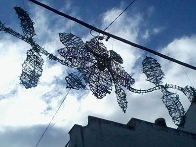 Alumbrados en calle Los Vitos