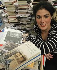 La escritora sevillana Eva Díaz Pérez