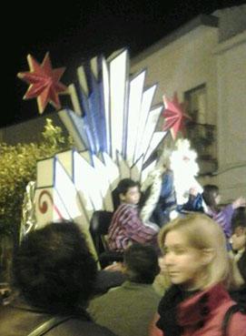 El Rey Melchor de Lora de Estepa