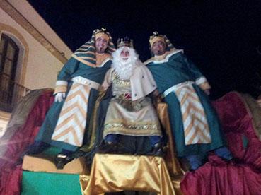 Carroza del Rey Melchor de Osuna