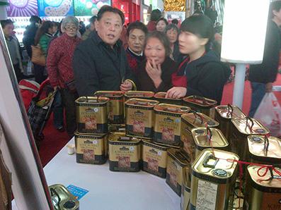 El aceite de Oleoestepa, en una feria agroalimentaria china