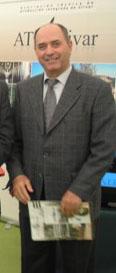 Francisco Gallardo, ex alcalde socialista de Los Corrales