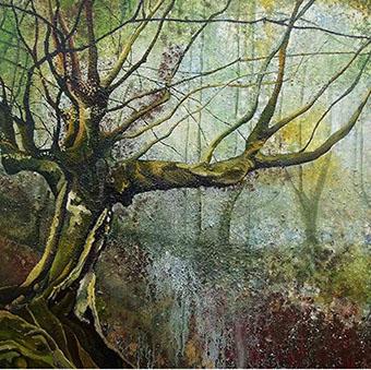 Una de las obras de Soto que compondrá la exposición