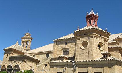 Iglesia de Santo Domingo, en Osuna. Foto: Remedios Camero Escamilla.