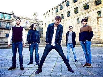 El grupo gallego Persé, ganador de la anterior edición del festival