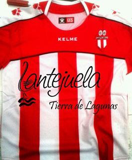 Nuevas equipaciones de los equipos de fútbol 7 de Lantejuela