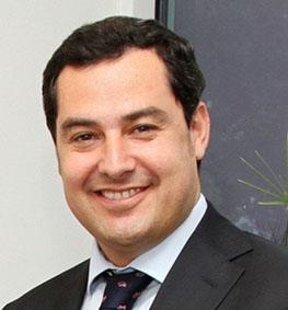 José Manuel Moreno Bonilla, actual presidente del PP andaluz