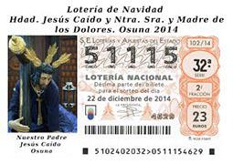 lotería jesus