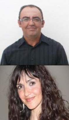 Los dos posibles candidatos a la alcaldía de Estepa por IU