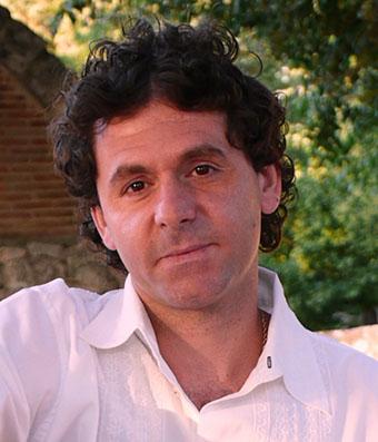 Rafael Jiménez, escritor de Badolatosa