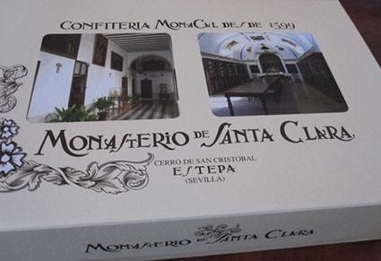 La caja Gran Surtido del Monasterio de Santa Clara