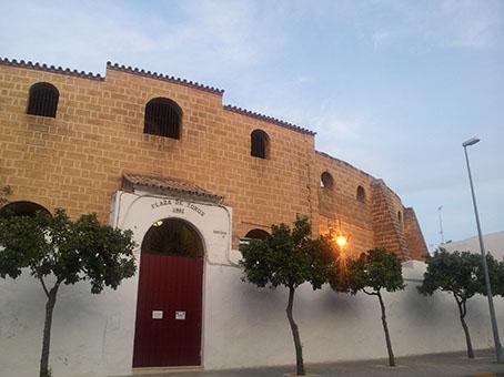 La Plaza de Toros de Osuna. Foto: Remedios Camero.