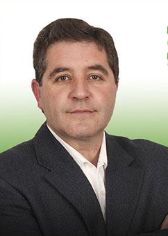 Miguel Fernández Baena, candidato del PA Estepa.