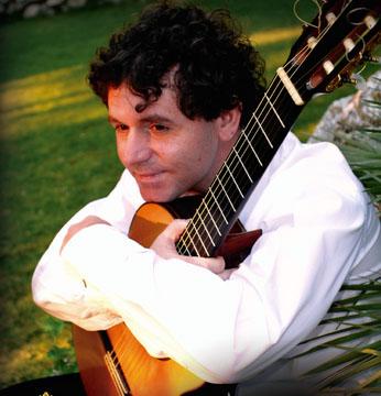 Rafael Jiménez dará un concierto de guitarra el viernes 8.