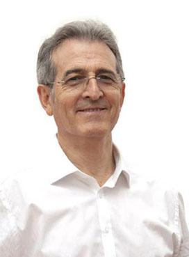 Nabor Rodríguez, candidato de VOX Gilena.